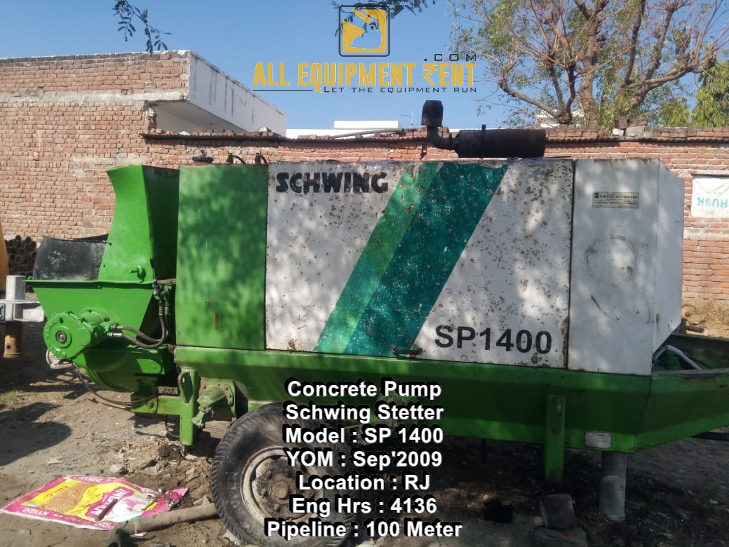 Allequipmentrent com | Find Online New / Used concrete pump for Rent